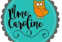 École / voici des affiches et activités pédagogiques que vous retrouverez sur ma boutique http://www.mieuxenseigner.ca/boutique/madame-caroline