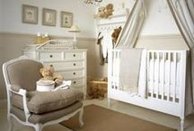 Baby Nursery  / Everyone needs a sanctuary, especially our little ones!  A baby nursery should be warm, cozy and stylish.  From their cribs to their blankets and even to their walls, a baby's nursery is a window to their being.   / by Baby Blankets