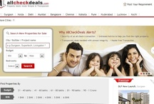 Property in India / India Property & India Real Estate – Allcheckdeals.com is a leading residential player for property in India, It has a separate wing for NRI Properties. It has pan India presence for residential homes, apartments, flats, projects, villas & land.