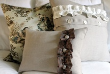 Pillow Talk / by Melissa Wilkins