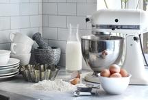 living - Kitchen / by Sandra Kobarg