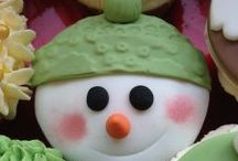Cupcake Art / From the Cake Stories Kitchen...........