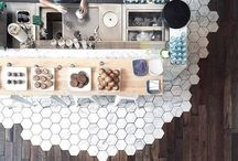 My future life / Delicious treats, everyday eats and my dream home