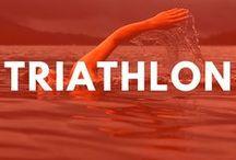 TRIATHLON / Triathlon training tips for beginner triathletes to elite triathletes brought to you by imATHLETE! Time to get training!