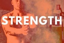 STRENGTH / Strength training tips for athletes of all kinds from us at imATHLETE.