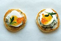 Brunch / What's in a brunch? Recipes and inspiration
