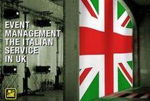 Advertising per Event Management / Campagne publicitarie uscite sulla rista Sound&Light e altre creatività