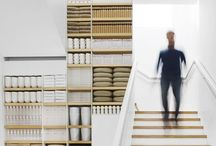 store interiors & displays