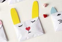 Valentine's Food & Crafts / Valentine invites, treats and crafts for kids.