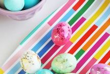 Easter Food & Crafts / DIY Easter crafts and recipes.