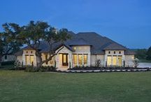 Havenwood at Hunters Crossing Stucco Model Home 3,494 Sq. Ft. / Stunning 3,494 Sq. Ft Model Home on an Acre+ Homesite in Havenwood at Hunters Crossing in New Braunfels