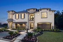Luxury Townhomes in The Woodlands - Creekside Park / Model Townhomes in The Woodlands - Creekside Park!