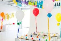 Party / Fun and creative ideas for kids and family gatherings.