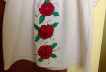 Ropa bordada / Embroidery, bordado, ropa