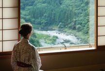 Japan / Beautiful and sensitive moments came out from inside of our minds.
