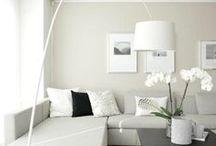 Decoración y Hogar / Luz, calidez, detalles,  espacios agradables