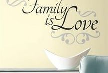 """Familia / Fe, Familia, Amigos """"creemos en la familia fundamentada en valores como base sólida para crear una mejor sociedad"""""""