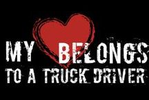 Trucker Wife Life / The wife of a trucker is just as important as her trucker.