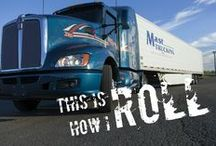Life on the Road / What being a #trucker is all about.