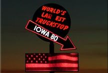 Truck Stop Survival Guide / Tips, tricks and facts about trucks stops all across the USA