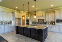 Havenwood Stucco Design 4888S / Impressive 4,888 Sq. Ft. Perry Homes Stucco Design!
