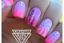 Amazing nail designs / These are all perfection