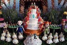 Festas Frozen - Frozen Party / Idéias, festas,lembranças,papelaria tudo relacionadocomo tema FROZEN