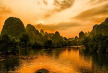 China / Great China, Dynamic and energetic people's power from ancient to present time