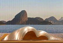 Pão de Açúcar / OBJETO PÃO DE AÇÚCAR Uma das paisagens mais bonitas do Rio de Janeiro interpretada por Antonio Bernardo. http://loja.antoniobernardo.com.br/objeto-pao-de-acucar.html