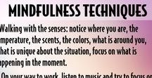 Mindfulness / Mindfulness