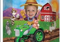 Farm party!