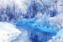 zima winter / zima winter