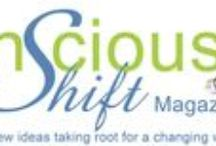 Conscious Shift Magazine / New ideas taking root for a changing world.