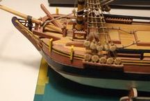My Hobby - HMS Bounty / ship model