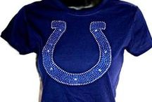 Colts football / by Merry Horner