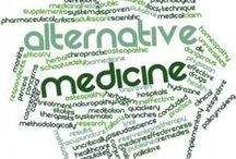 Alternative Medicine / Alternative Medicine is about healing from a whole or holistic approach.  There are numerous modalities and each one will work differently for every individual. Let's be honest we are all individually unique and need to be treated that way. Why should it be any different with our health options?