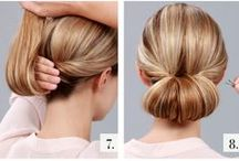 Hiusideat / Ideas for hair