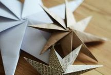 Paperiaskartelua / Paper crafts