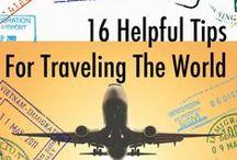 Matkalle / Travelling