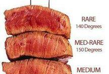 Asia on pihvi / Meat feast
