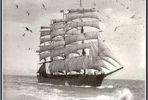 Purjelaivat / Sail boats
