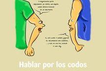 REFRANES Y EXPRESIONES / Diferentes expresiones, frases hechas en español