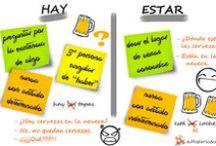 HAY vs ESTÁ/N