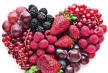 Marjat, hedelmät  / Berries & Fruits