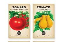 Vintage food printables