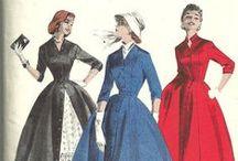 Fiftarimekot /Vintage 50's dresses