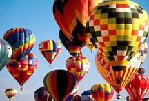 COME  fly away with me / A colorful ride.  / by Charles Mooney