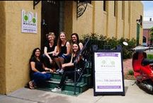 •• LoDo therapists •• / Our awesome therapists!