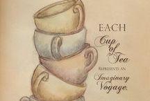 Juomat / Teelle / Tea for two