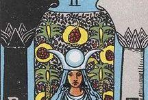 Tarot, ennustaminen jne / Tarot, fortune telling